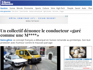 22 décembre 2014 - La tribune de Genève