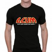 T-shirt «GCUM» ! (B)