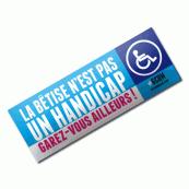 GCUM – Places handicapées