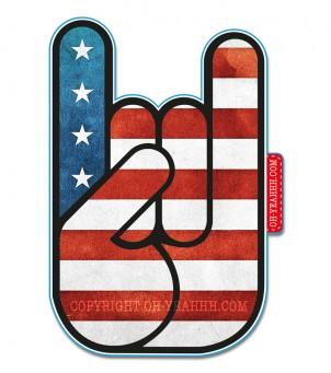 Oh Yeahhh – America
