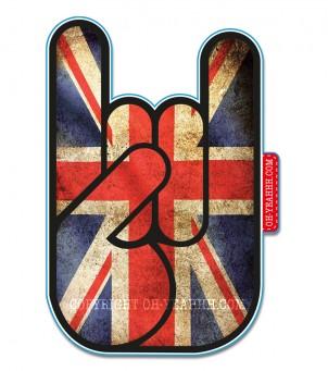 Oh Yeahhh – Union Jack