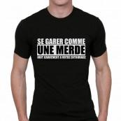 T-shirt «GCUM» ! (A)