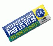 GCUM Pistes cyclables 2017